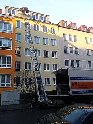 Sehr Außenaufzug in Hannover und Region XN61